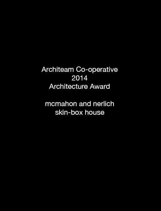 2014 Architeam skinbox